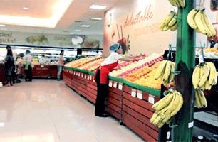 セブ島のスーパー