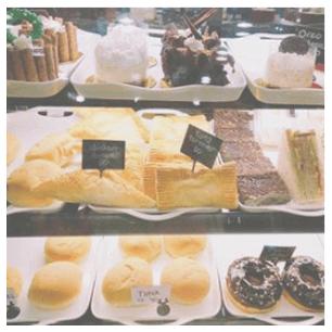 ネイティブキャンプのInstagram パン ケーキ ドーナツ
